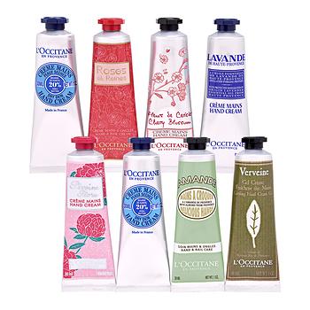 L'Occitane Hand Cream 8 Set 30ml*8