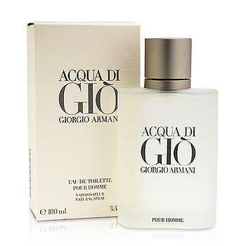Giorgio Armani Fragrance Eau De Toilette Pour Homme34 Oz 100 Ml